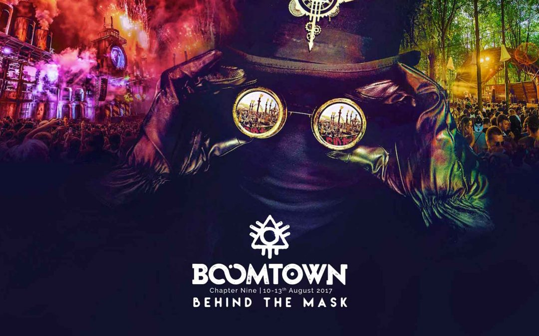 My Bad Sister @ BoomTown Fair, 10-13th August 2017. Hampshire UK