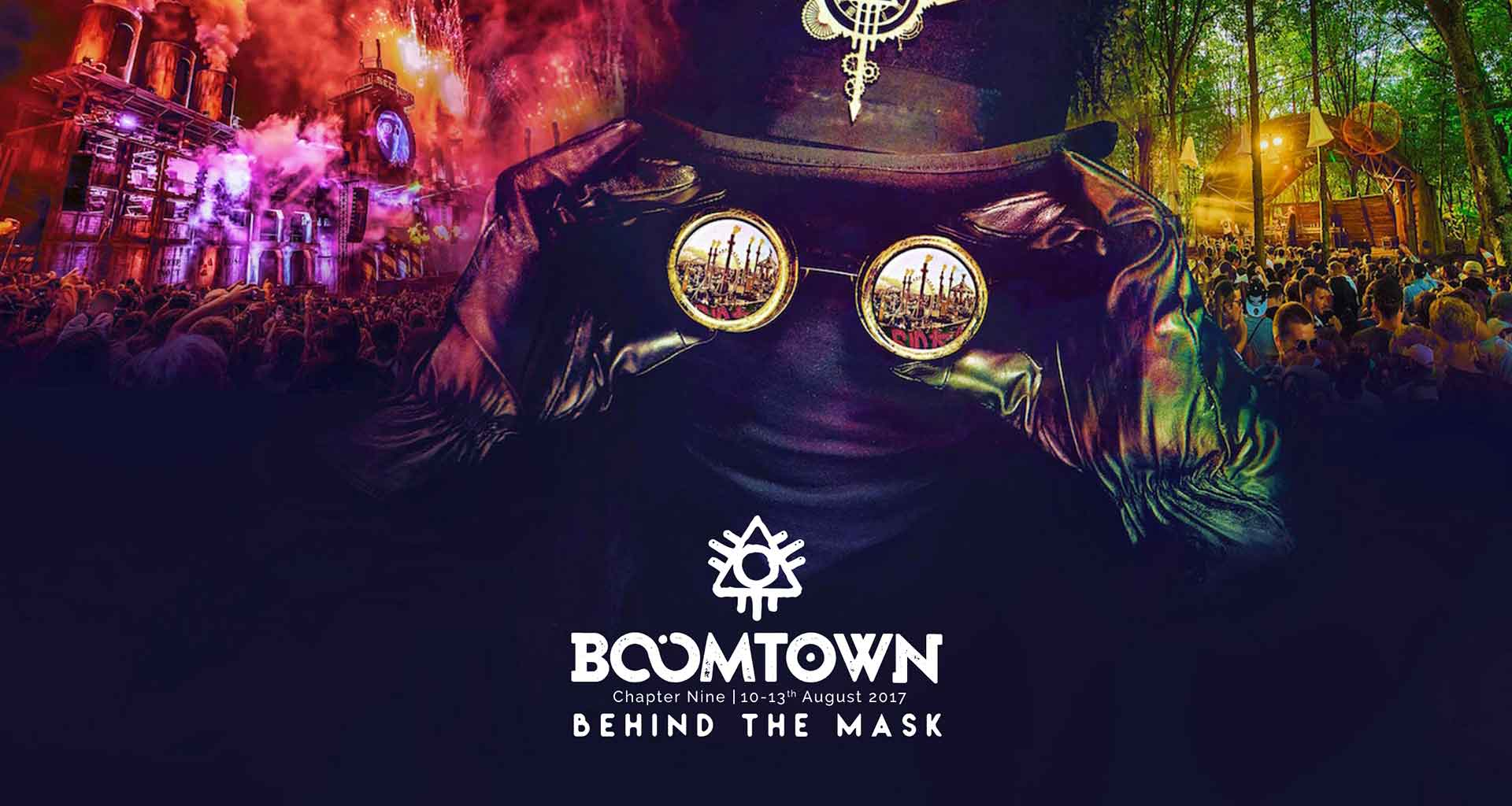 My Bad Sister @ BoomTown Fair, 10-13th August 2017  Hampshire UK